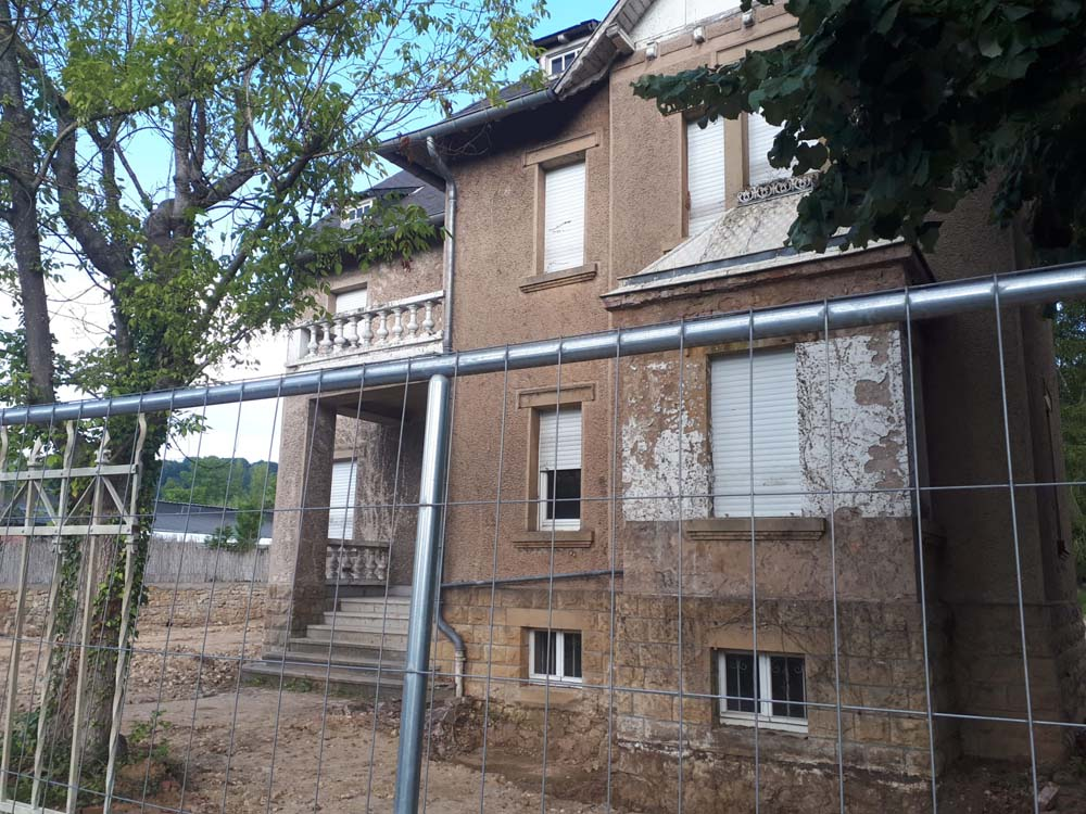 début travaux villa-lorenz