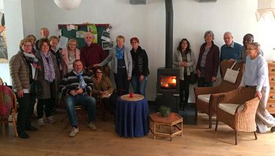 Visite habitat participatif